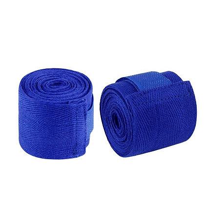 Бинт боксёрский CSK синий 2,5 м