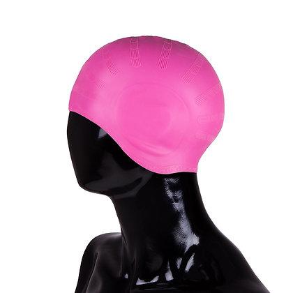 Шапочка для плавания SCU pink