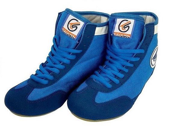 Борцовки Crouse W1302 blue