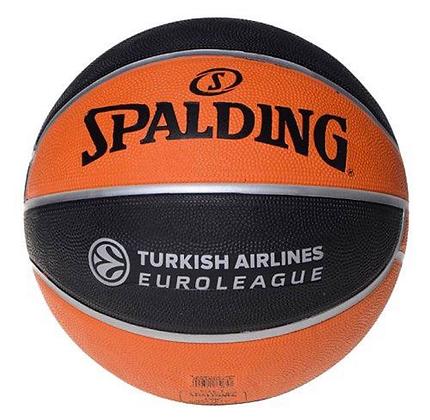 Мяч баскетбольный Spalding TF-150 Euroleague р.5