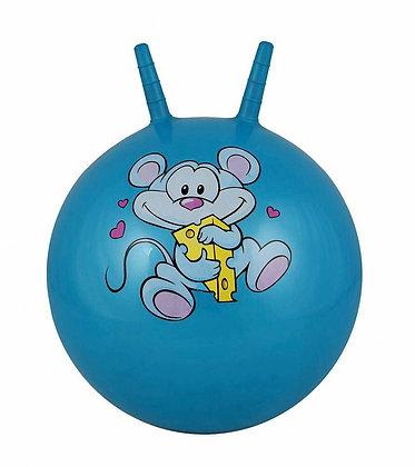 Мяч гимн. CHB02 turquoise 55 см
