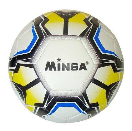 Мяч футбольный Minsa A5-9091