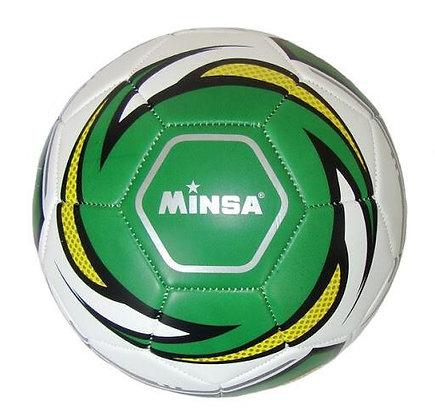 Мяч футбольный Minsa A5-9074