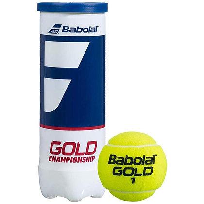 Мяч б/т BABOLAT GOLD Championship