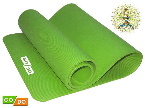 Коврик для йоги и фитнеса GO DO 29130