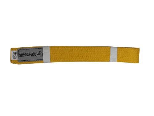 Пояс Sprinter х/б жёлтый