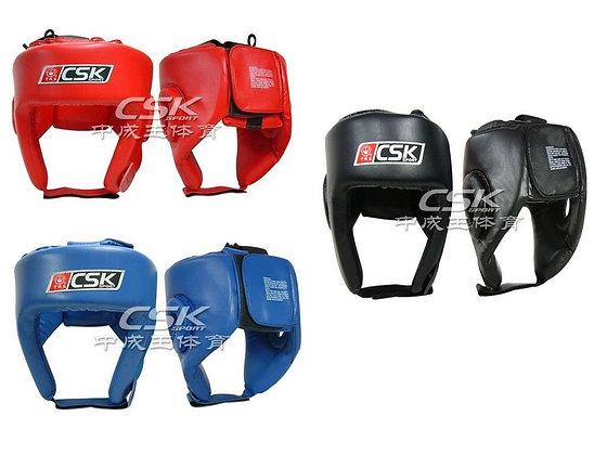 Шлем боксёрский CSK 9403