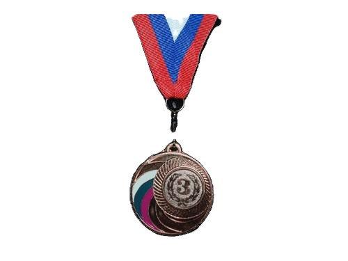 Медаль «бронза» 23300