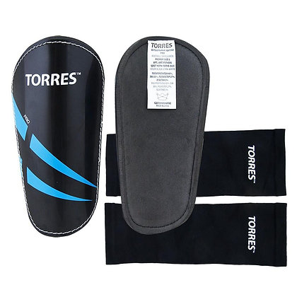 Щитки футбольные Torres Pro