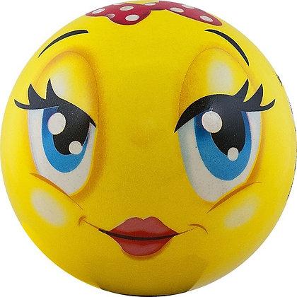 Мяч детский смайлик