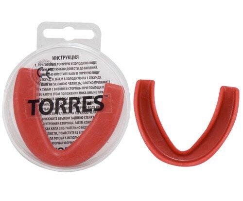 Капа TORRES красная 1023