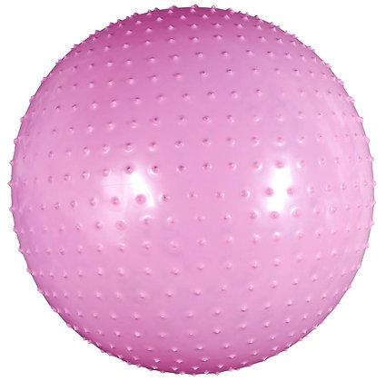 Мяч гимн. BF-MB01 pink массажный 75 см