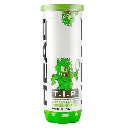 Мяч б/т HEAD TIP 9-10 green 578233