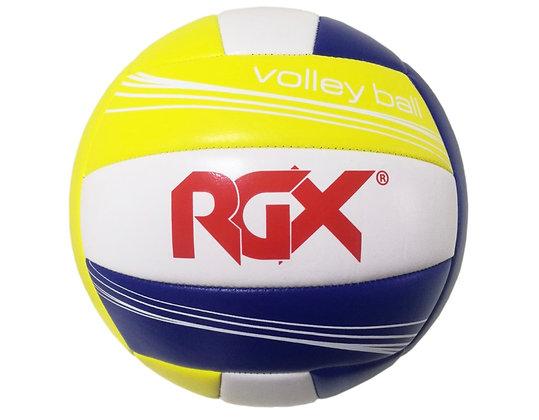 Мяч вол. RGX син/бел/желт