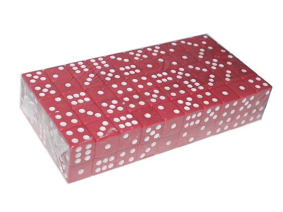 Кубик красный мал