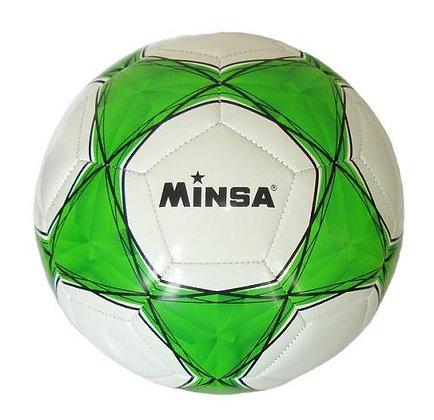 Мяч футбольный Minsa A5-1010