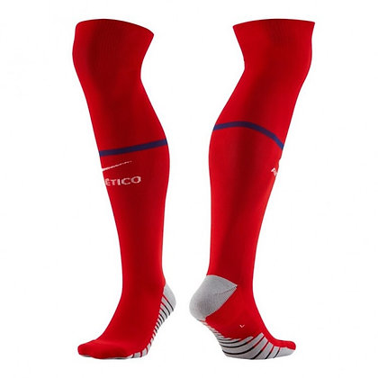 Гетры Xiong Bang командные красные (носок красный)