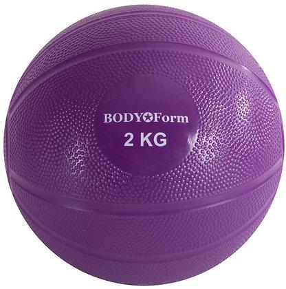 Медбол BF-MDB01 2 кг violet
