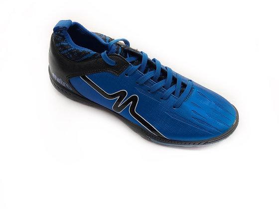 Бутсы Mitre blue/black