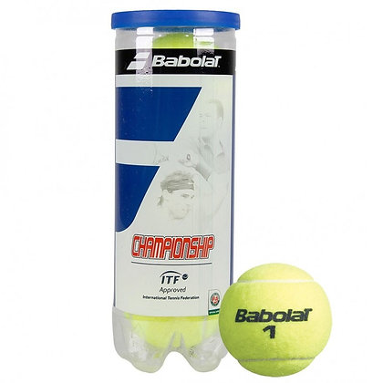 Мяч б/т BABOLAT Championship 3B 501039