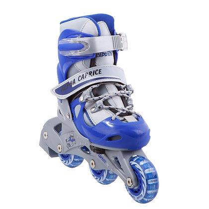 Раздвижные роликовые коньки AC Teddy blue