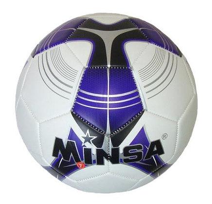 Мяч футбольный Minsa A5-9072