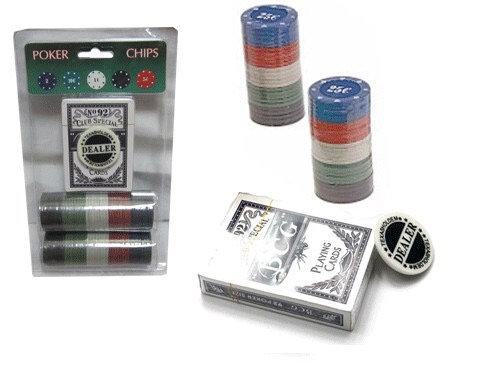 Набор д\покера 09232 80 фишек