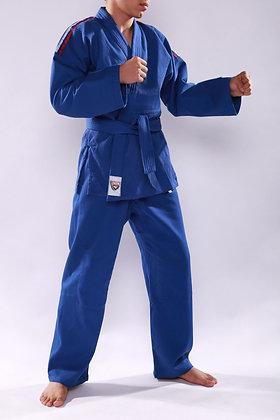 Кимоно дзюдо стандарт К-7 синие