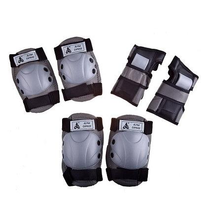 Защита роликовая АС grey