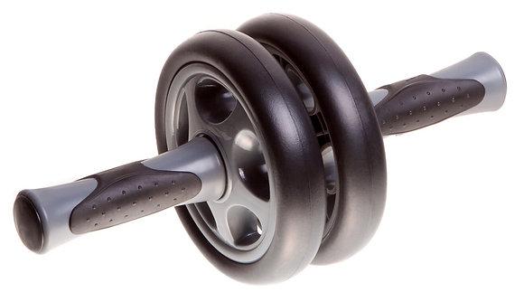 Ролик гимнастический WG03 grey/black