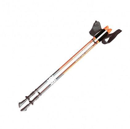 Палки для скандинавской ходьбы NWS-15 orange