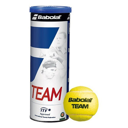Мяч б/т BABOLAT Team 3B 501041