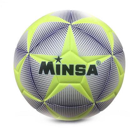 Мяч футбольный Minsa 5-9057