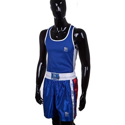 Форма боксёрская ROOMAIF  blue