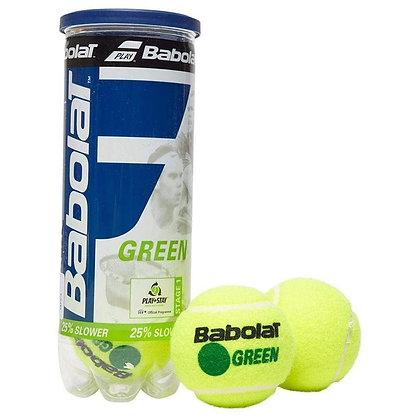 Мяч б/т BABOLAT GREEN 501066