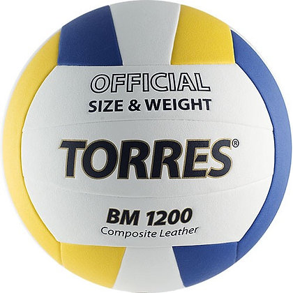 Мяч волейбольный TORRES BM 1200