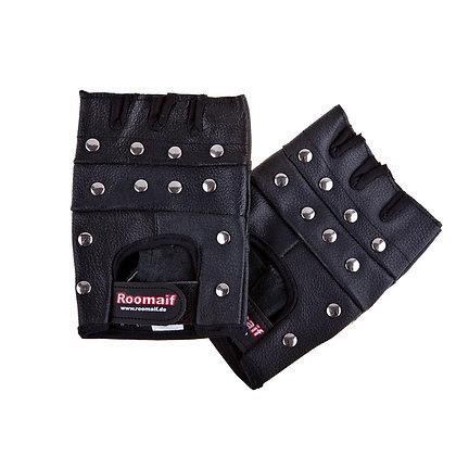 Перчатки Roomaif(кожа) Black