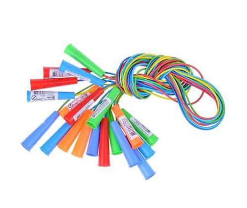 Скакалка СТРОМ 2,85 м разноцветные