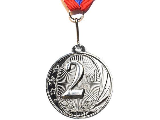 Медаль 2 серебро 31326