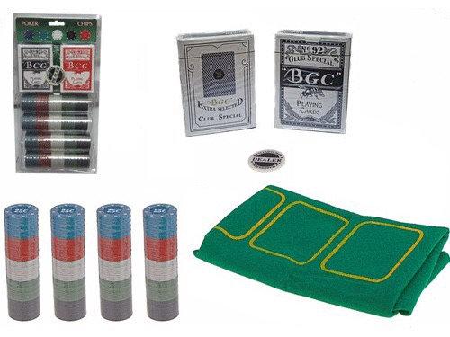 Набор д\покера 09230 200 фишек