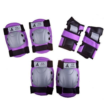 Защита рол. фиолетовая