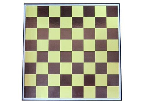 Доска картонная для игры в шахматы, шашки. Размер 30*30 см.