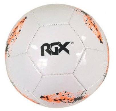 Мяч футбольный RGX orange