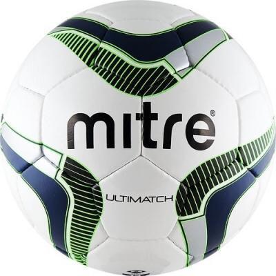 Мяч футбольный Mitre Ultimatch BB8015