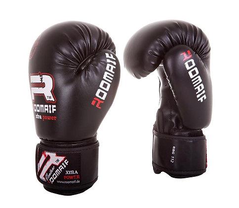 Перчатки боксёрские Roomaif 112 Dx black