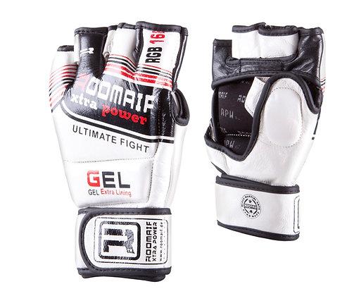 Перчатки для единоборств Roomaif MMA кожа RBBG-155/RBBG-168