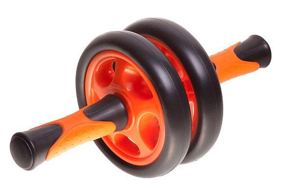 Ролик гимнастический WG03 orange/black