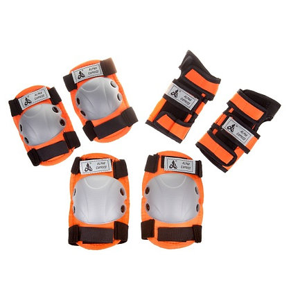 Защита роликовая АС orange