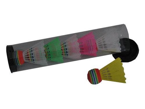 Волан пластик цветной BIG-12 01074