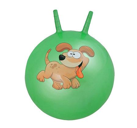Мяч гимн. 65 см. 8022 светло зелёный